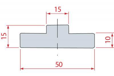 2058: Réhausse 10 mm