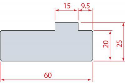 2059: Réhausse 20 mm