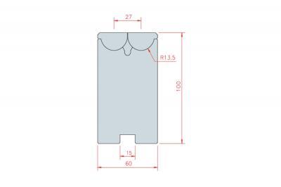 3305: matrice Active Bend 27-60 Amada Promecam