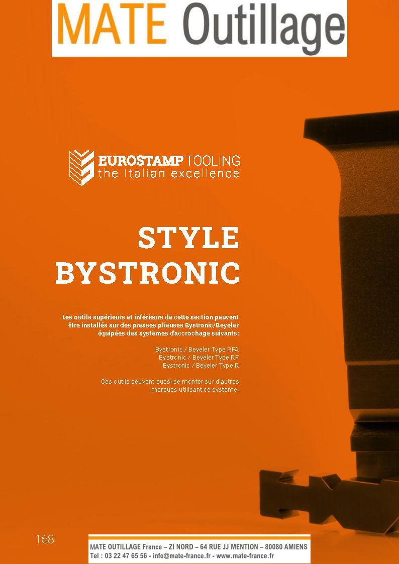 Outils de pliage BYSTRONIC