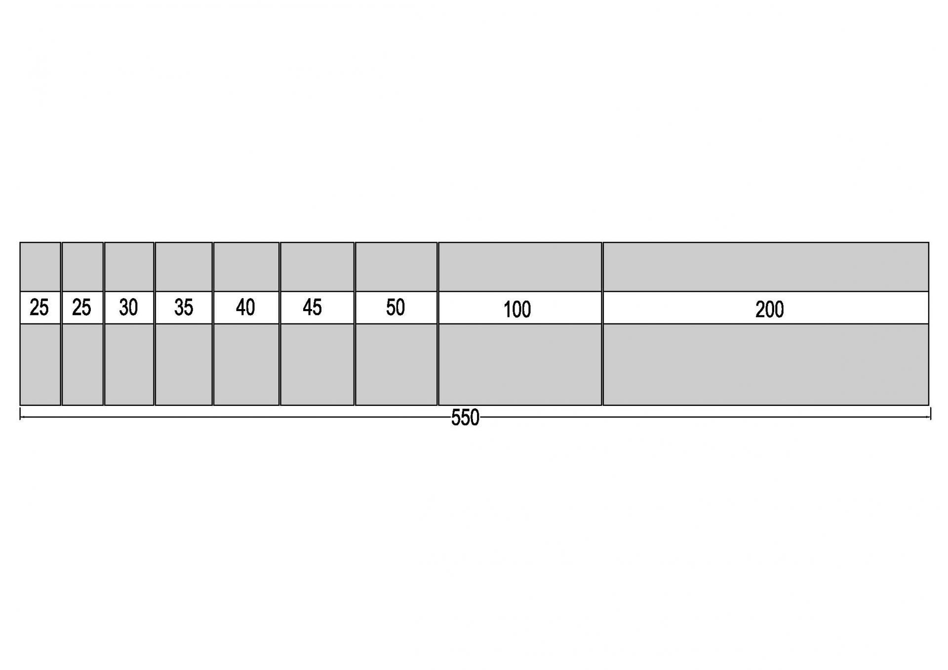 Trumpf matrice fractionnement
